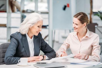 Diversidad de grupos de edad en la empresa